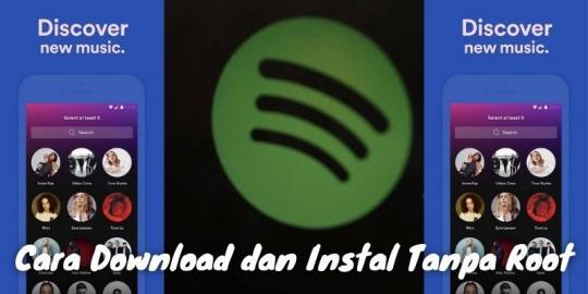 Cara Download Dan Instal Spotify Modifikasi Tanpa Root