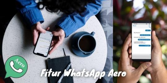 Fitur Whatsapp Aero