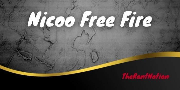 Nicoo Free Fire